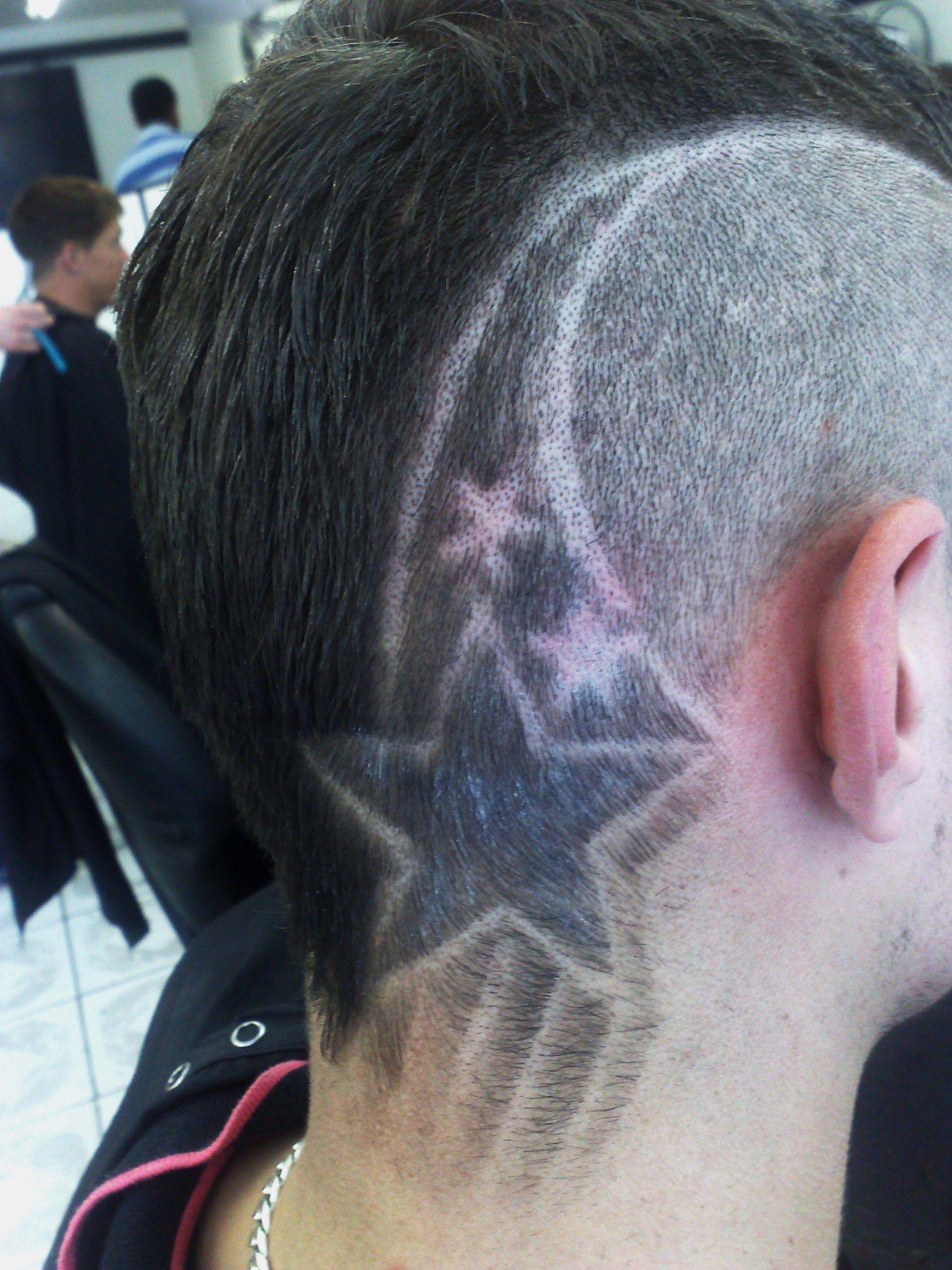 the gallery for --> star hair designs for boys | hair ideas