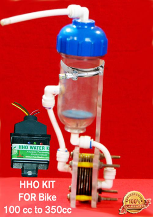 HHO Kit for Bike 100cc to 350cc use hho kit in bike and save