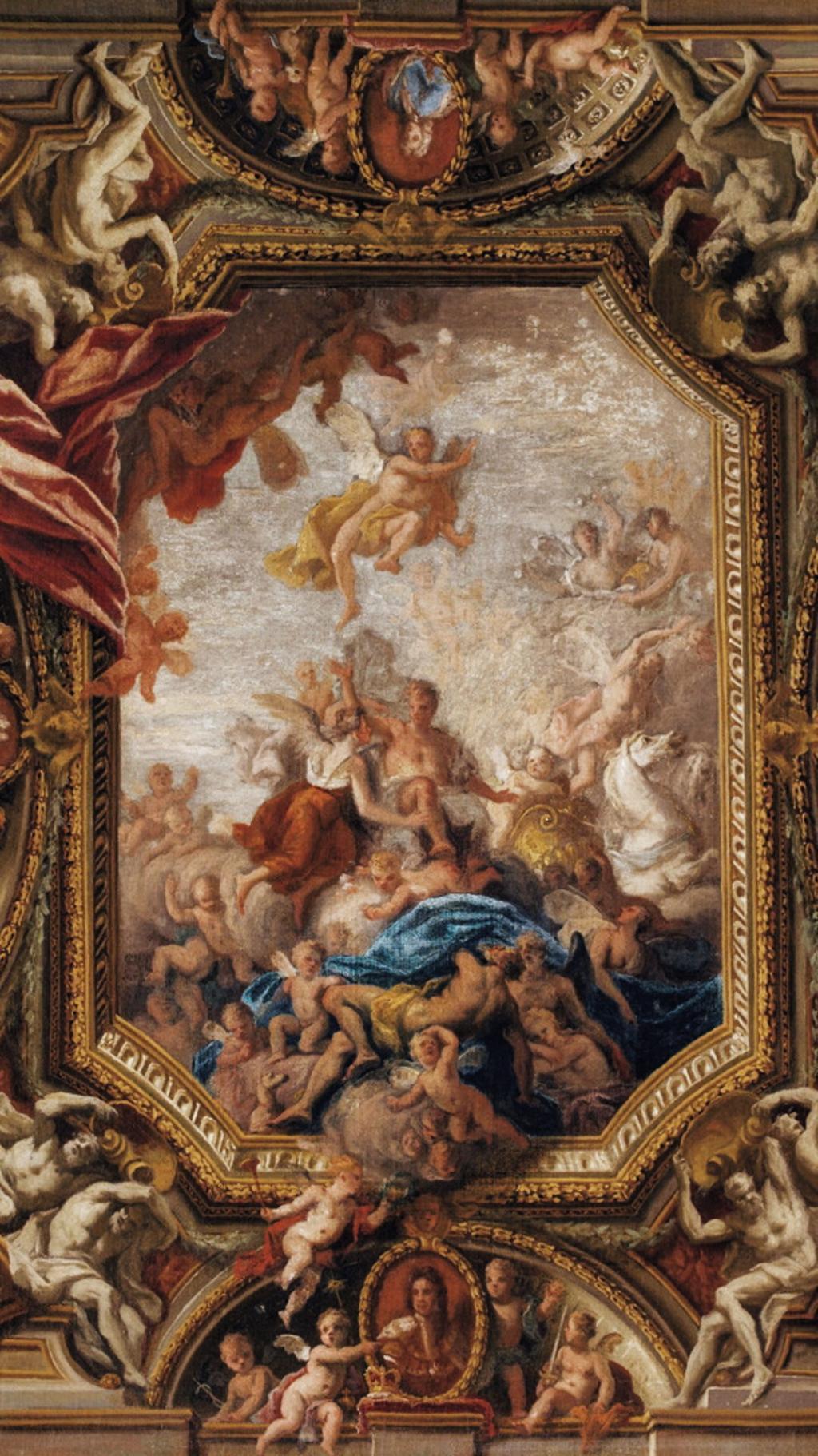 Zimmerdecke Bemalen Renaissanceart Zimmerdecke Bemalen Renaissanceart Zimmerdecke Bemalen Renaissanceart Painting Wallpaper Renaissance Art Classic Art
