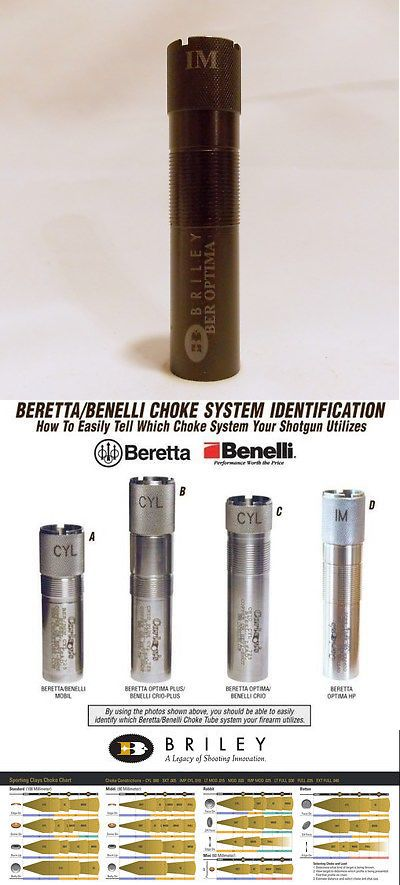 Briley Choke Tubes For Benelli