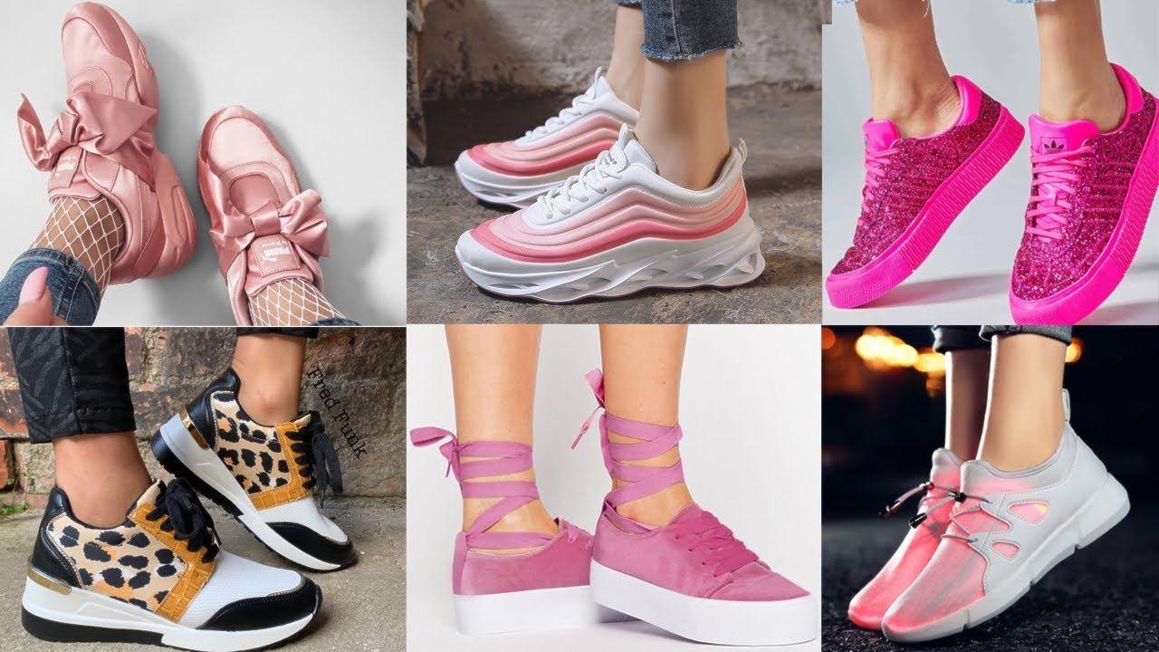 أحدية للبنات موضة 2021 أبهرت الجميع أحدية بنات Bow Sneakers Vans Old Skool Sneaker Vans Sneaker