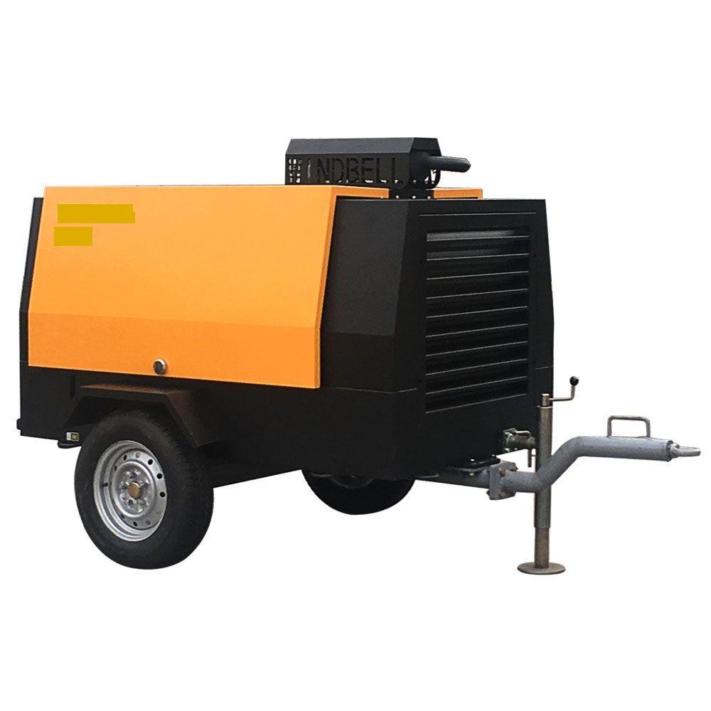 Diesel Powered Air Compressors 185 Cfm Diesel Air Compressor Diesel Air Compressor Compressor Air Compressor