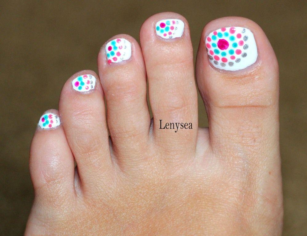 Pretty Nails Designs For The Wedding Toe Nail   Nail Art Designs ...