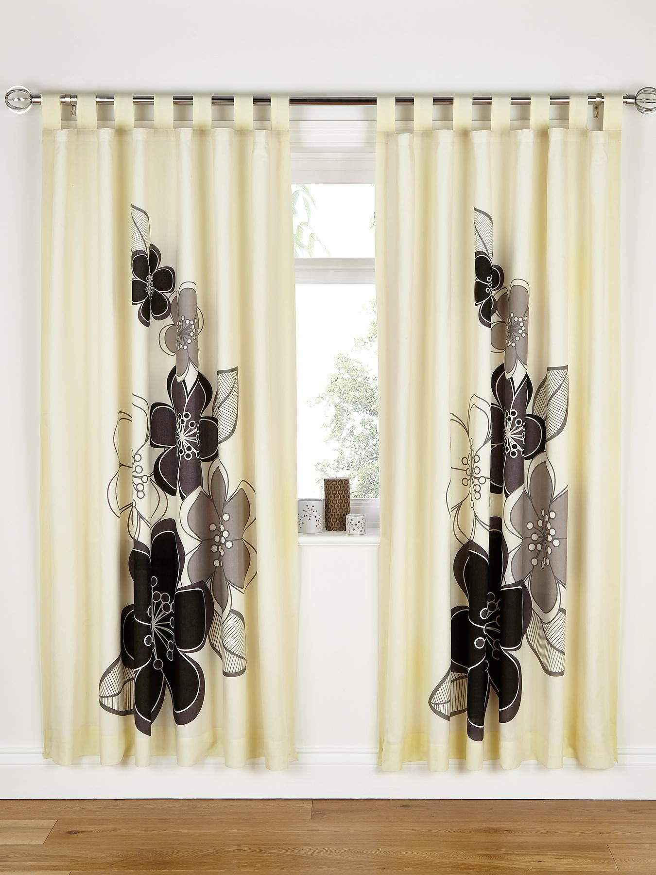 Kitchen Curtains Littlewoods Tab Slot Top Curtains Curtains Blinds Home Garden