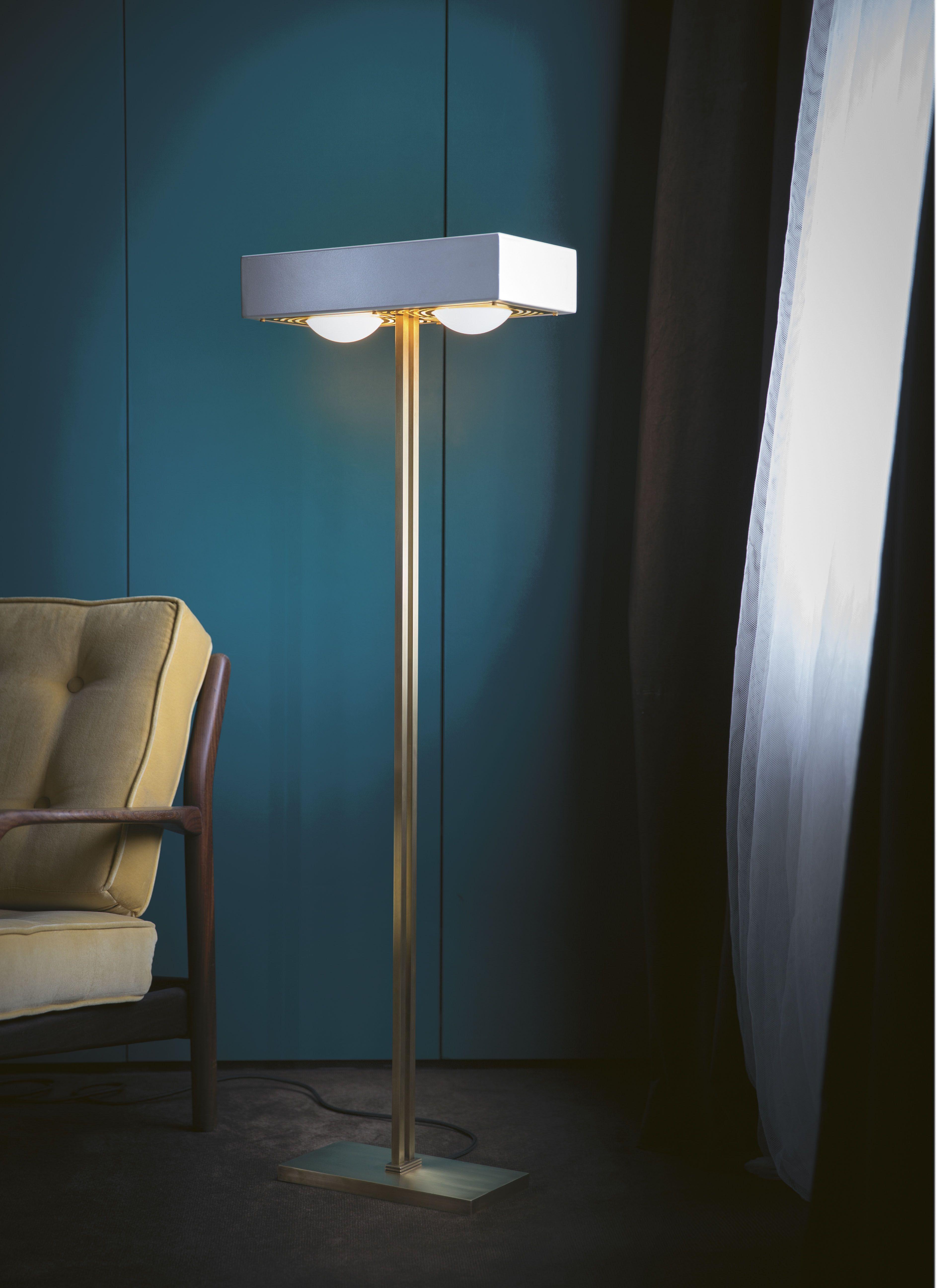 Kernel Floor Lamp By Bert Frank Light Chandelier Pendant