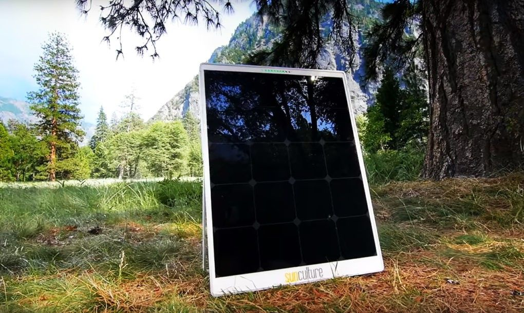 Solpad Residential Solar Panels Come With Built In Battery Storage And An Inverter Solar Panels Residential Solar Panels Solar