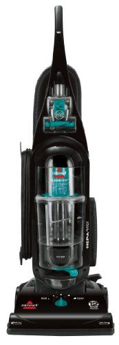 Bissell Cleanview Helix Bagless Upright Vacuum Black