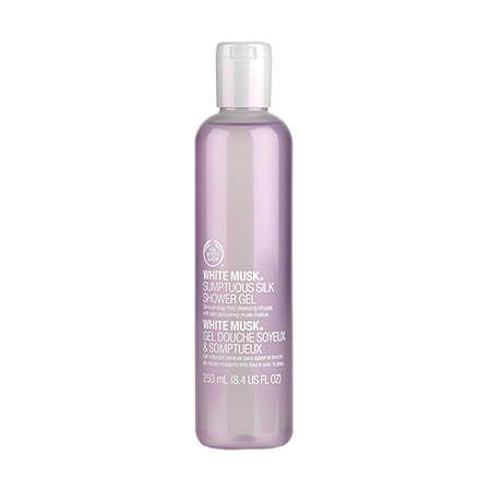 White Musk® Smoky Rose Shower Gel | The Body Shop®