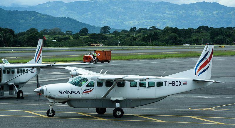 SANSA TI-BCX (Cessna 208B Grand Caravan)