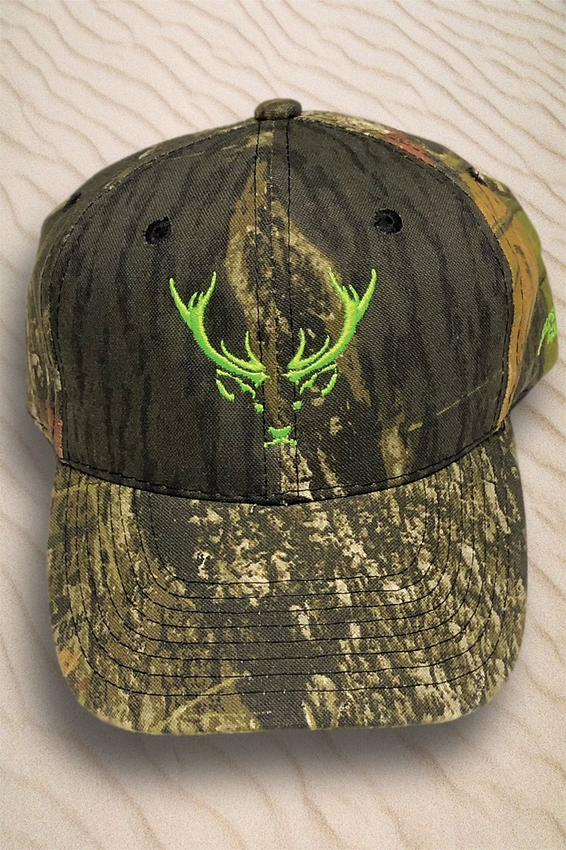 6179a048a Deer Hunting hat. I was able to choose my own styles and colors ...