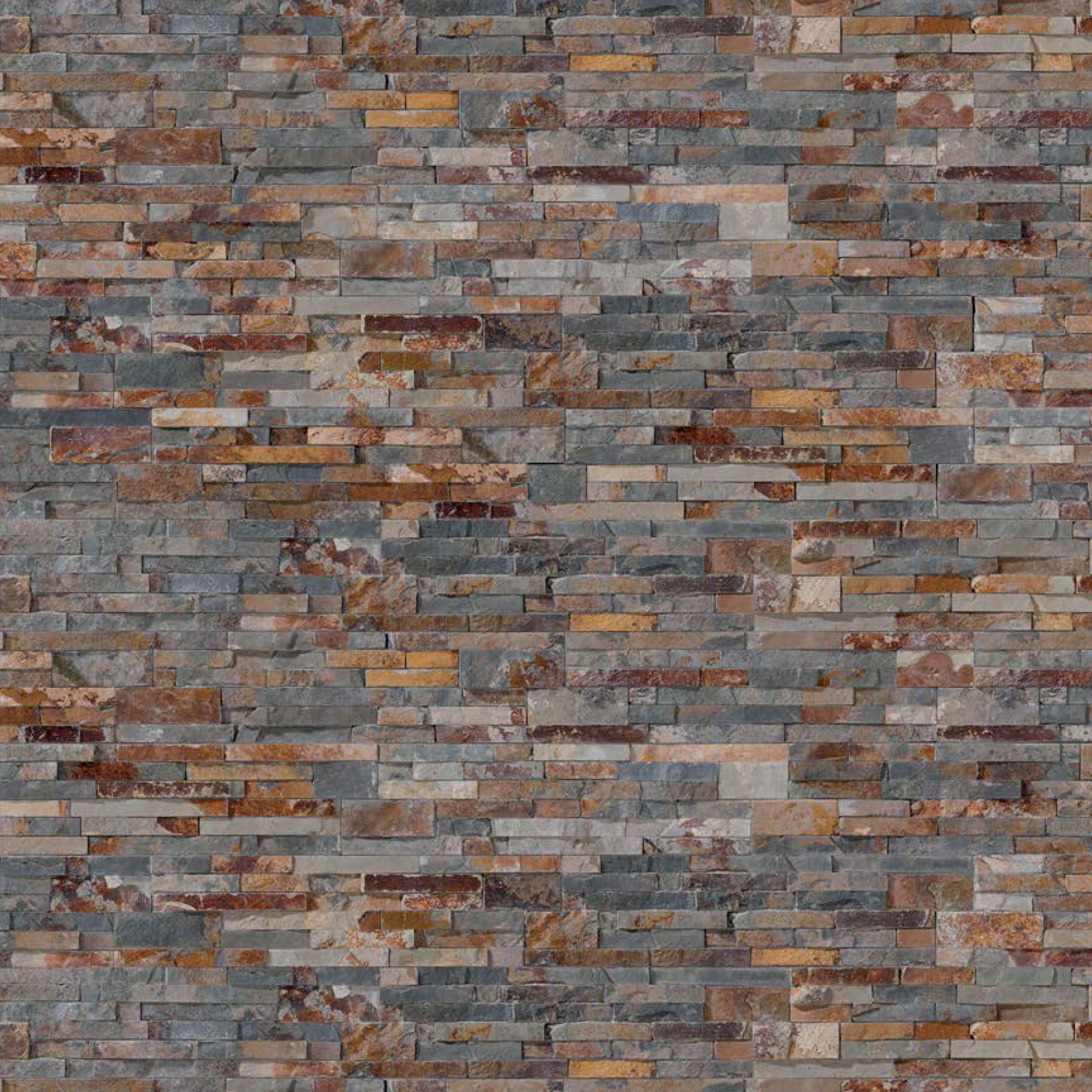 Multicolor texturas pinterest textura panel y laja - Lajas de piedra ...