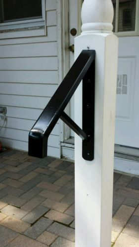 ONE Step Wrought Iron Best Grip HandRail **STRONG & STURDY ...