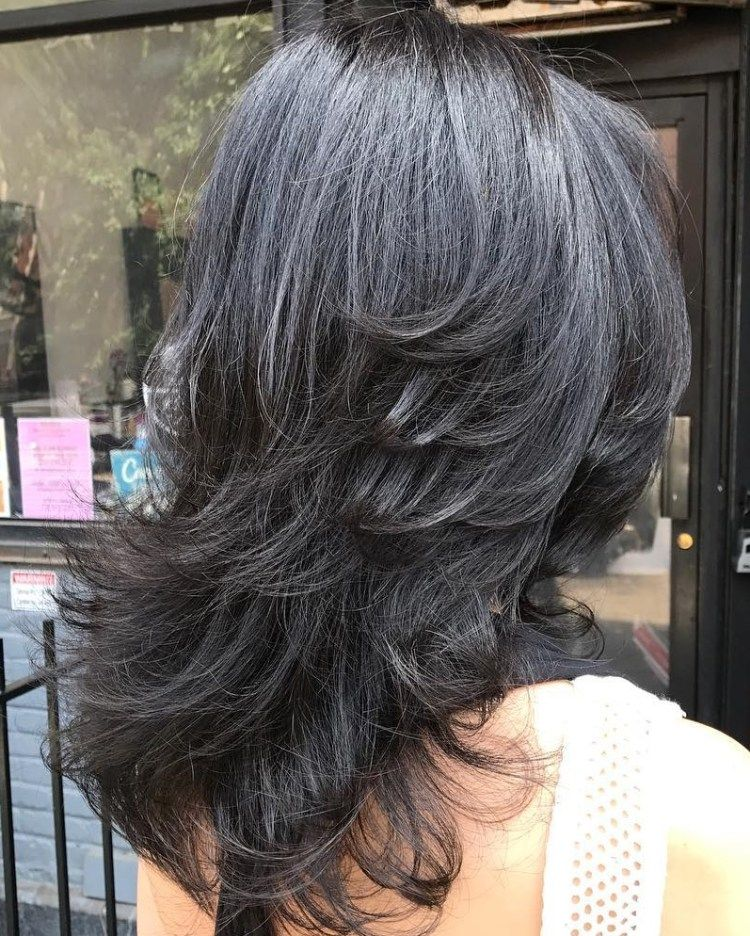 Guess What It S Time For A Change And We Re Going To Begin With Your Hair Take This Quiz To Find O Medium Layered Haircuts Layered Haircuts Long Hair Styles