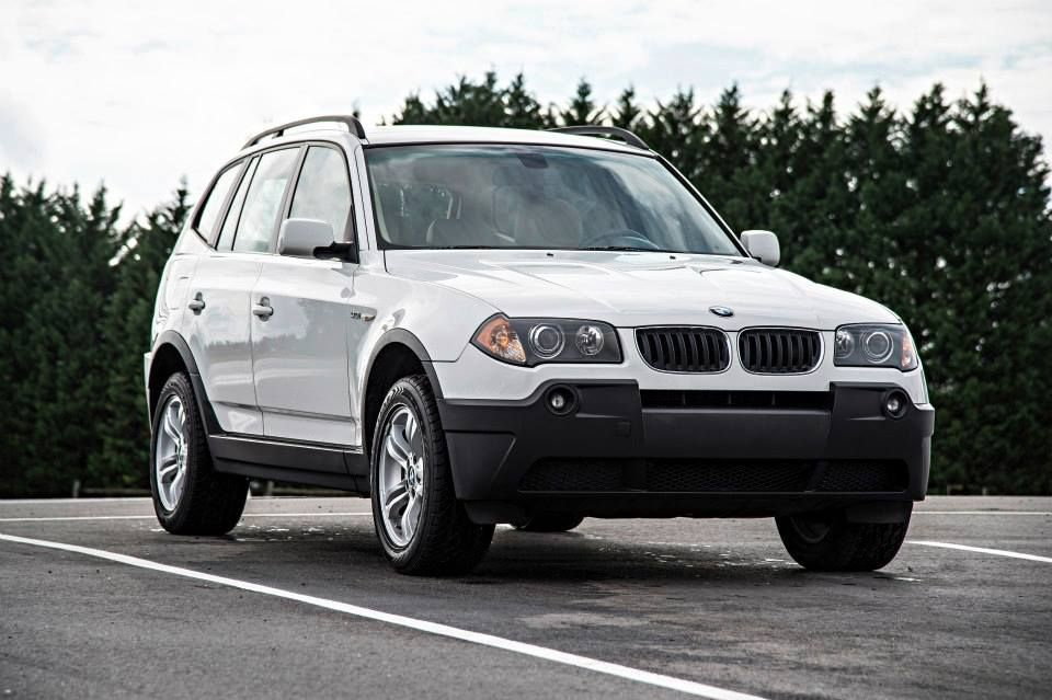 High Quality 15 Years BMW X Models #BMWX #VEHINTER
