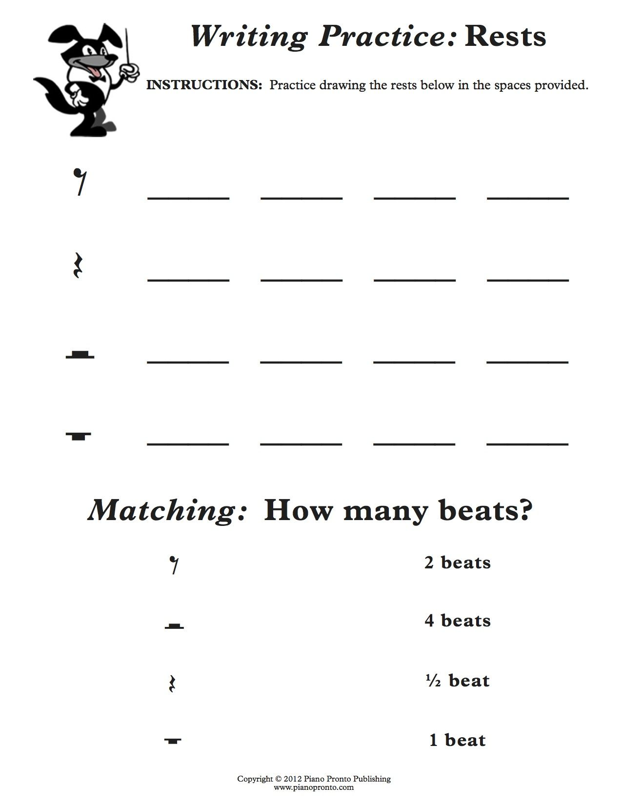Easy Fun Music Theory