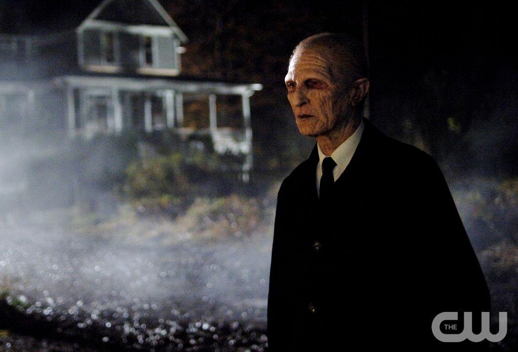 "Supernatural Season 1 Episode 10 - ""Faith"" Pictured: Alex Diakun as Reaper Credit: © The WB/Sergei Bachlakov"