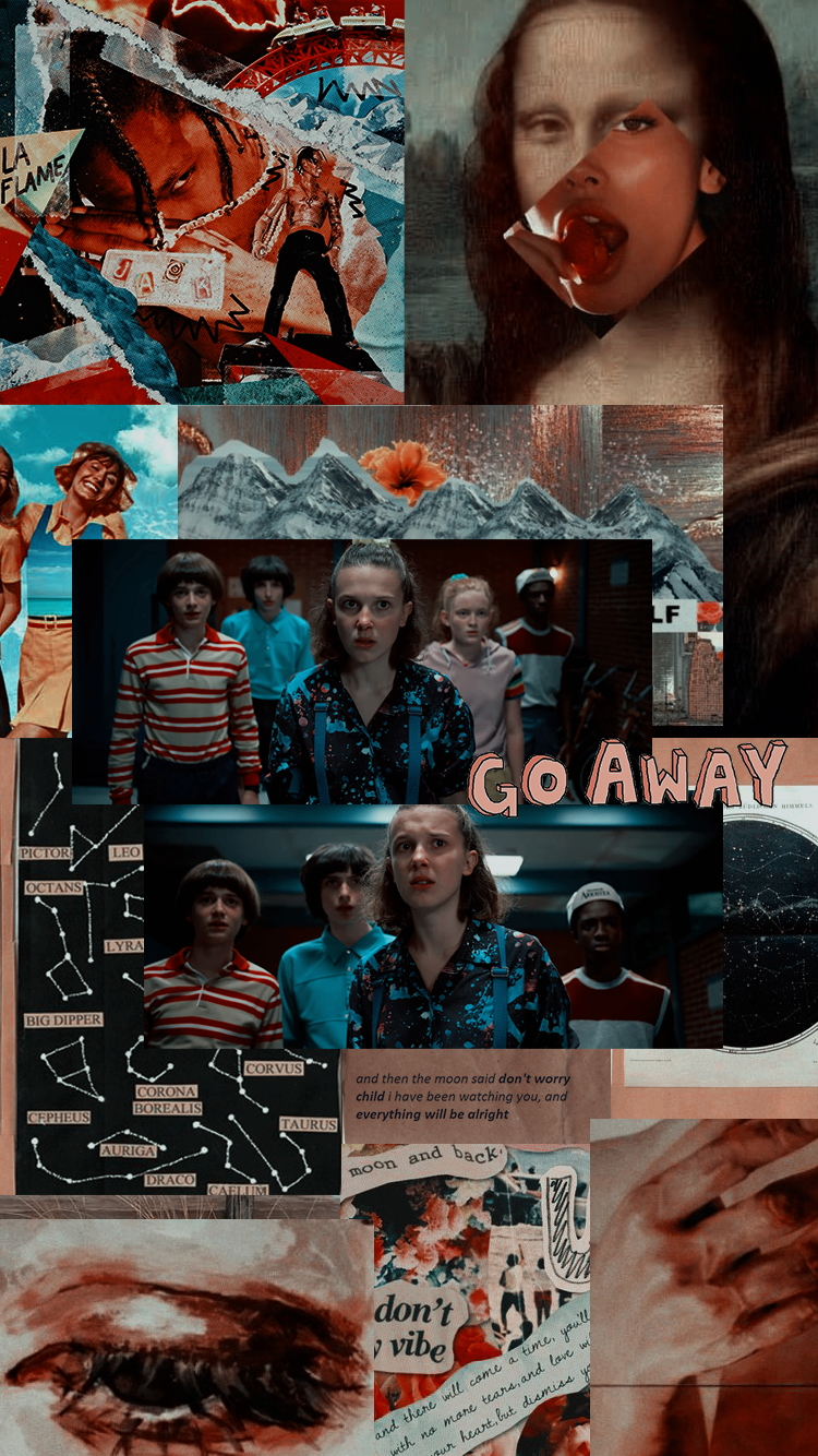 Aesthetic Collage Wallpaper Horizontal Aesthetic