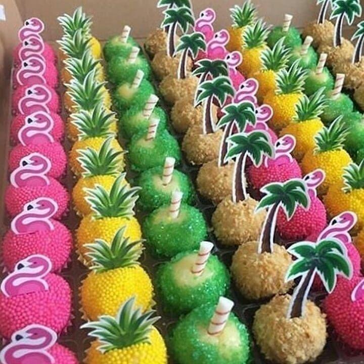 Festa flamingo (festa tropical)