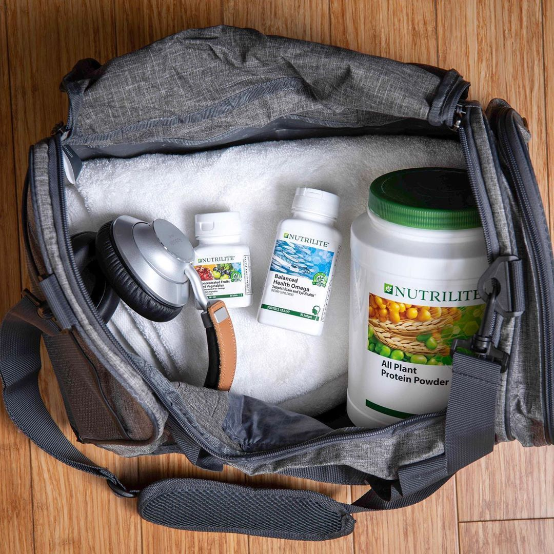Call your friends, grab your gear and get moving! 🏃‍♂️ #Fitness #Nutrilite #Amway � #NUTRILITESupple...