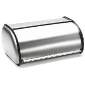 Bread Boxes Bed Bath And Beyond Captivating Stainless Steel &or Black Bread Box  I Think They Sell Them At 2018