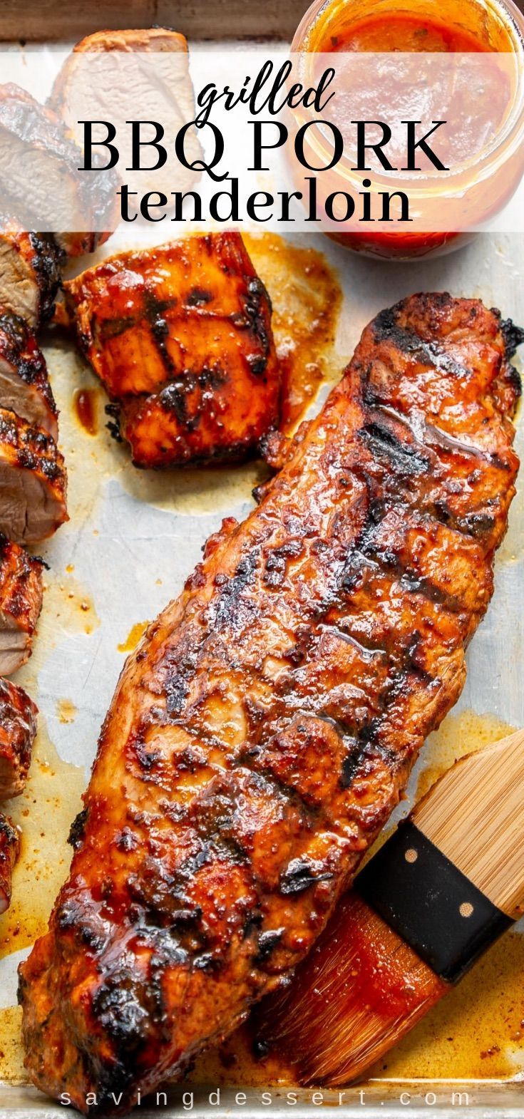 Grilled bbq pork tenderloin recipe pork tenderloin