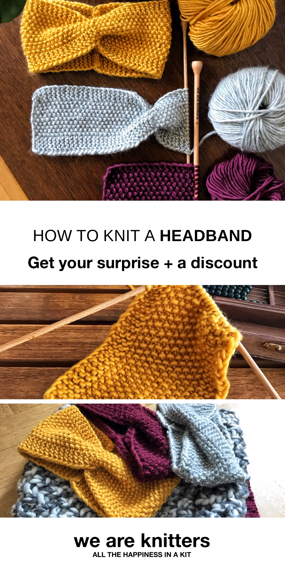 Photo of Free pattern: Headband,  #Free #Headband #Pattern