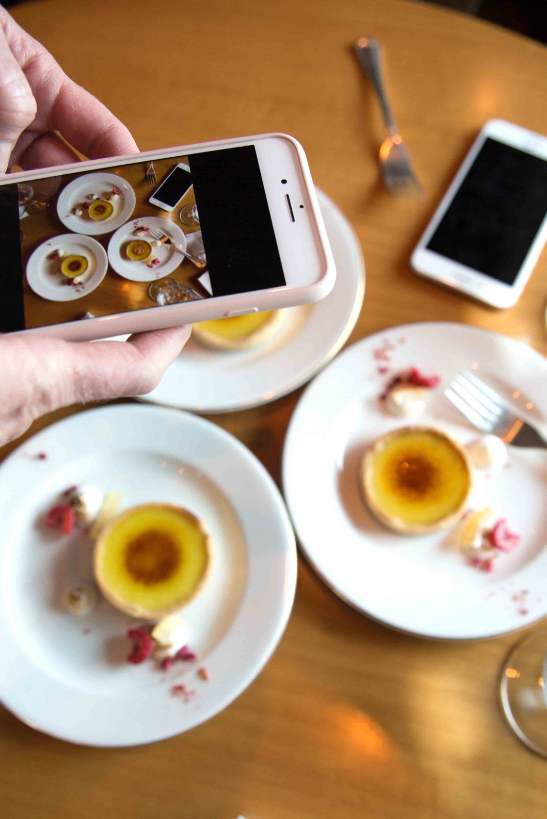 A guide to taking mouthwatering food photos for instagram
