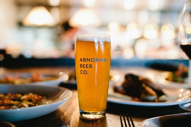 We find out the success behind abnormal beer company is pretty