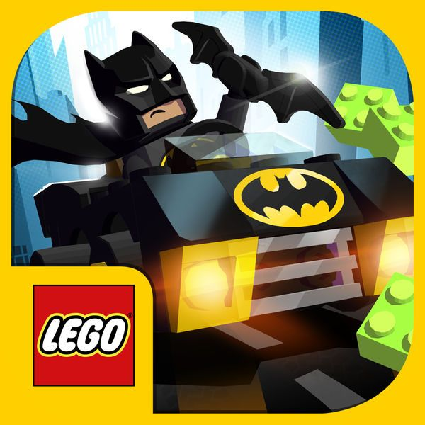 Download IPA / APK of LEGO DC Super Heroes Mighty Micros