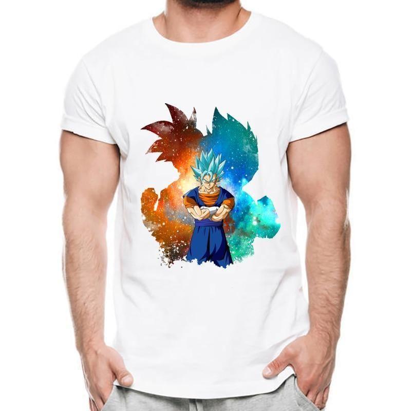 Dragon Ball Men Shoes Summer Dragon Ball Z Super Son Goku