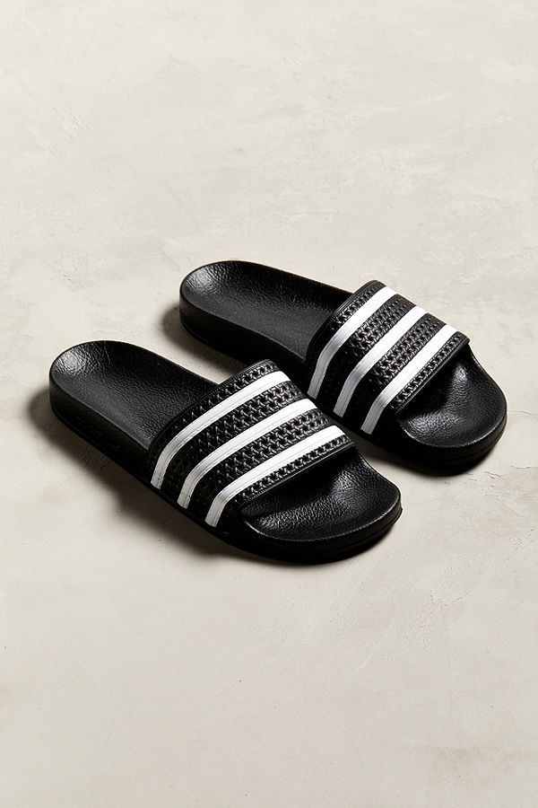 new product 08846 f3751 Slide View 1 adidas Adilette Core Slide Sandal