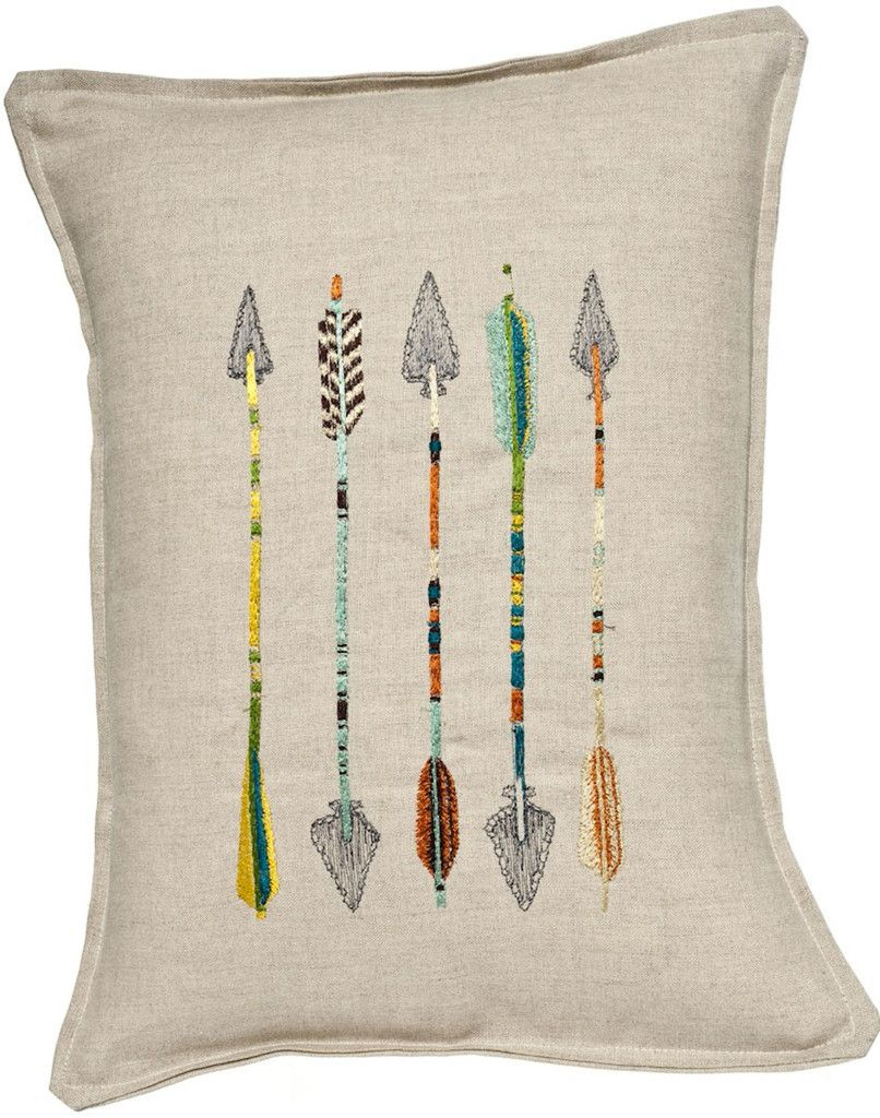 Coral and Tusk five arrows pillow | Home Dcor | Pinterest ...