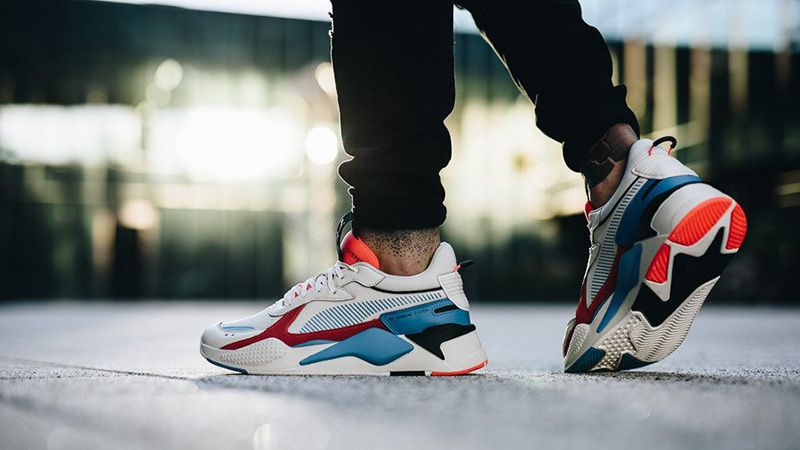 39a529cd0933 PUMA RS-X Reinvention Beige Red