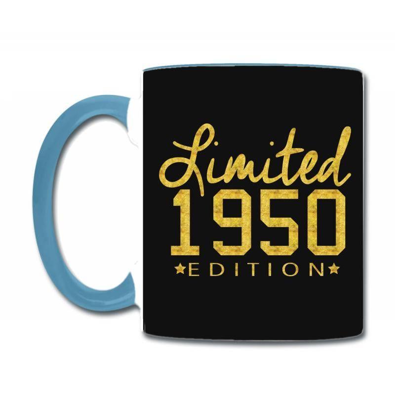 limited 1950 edition Coffee & Tea Mug