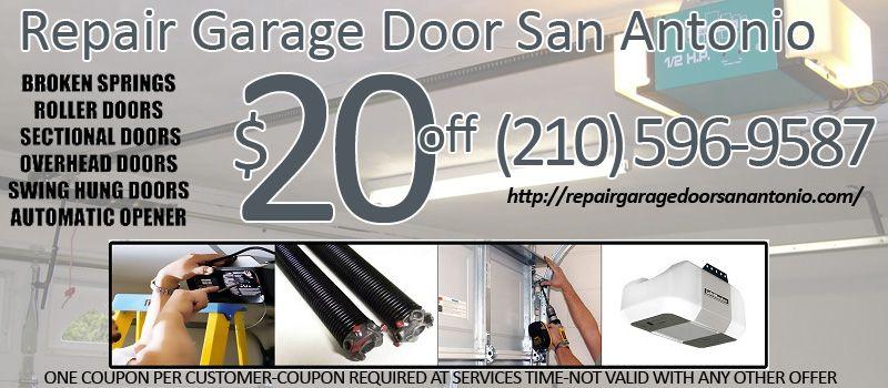 Repair Garage Door San Antonio Tx If You Have Been Hearing