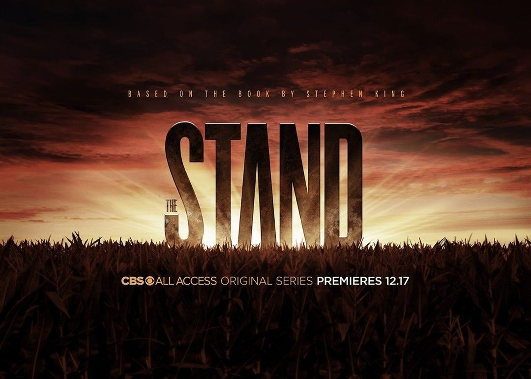 And It S Official Joshboonemovies S New Adaptation Of The Stand Will Debute On December 17th In The Usa A In 2020 Stephen King Cbs All Access Stephen King Novels
