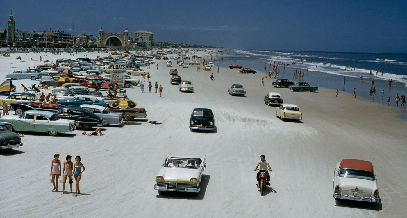 Daytona Beach, Florida 1957