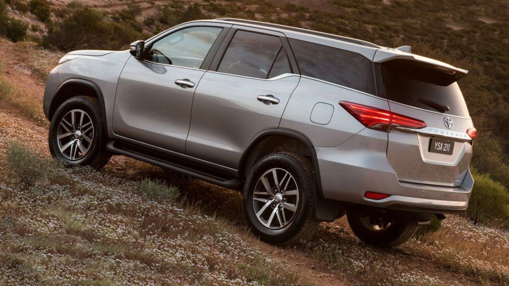 New Toyota Fortuner 2019 Picture Release Date And Review Car Price 2019 Toyota Suv Toyota Toyota Cars