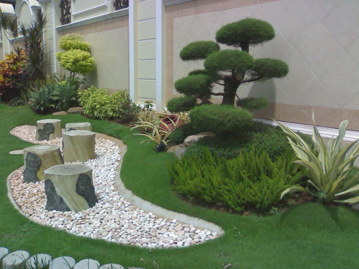Japanese Front Garden Japanese Garden Design Minimalist Ideas On D 1203 Fandominationnet Hd Wallpaper Frsh Desain Taman Taman Modern Taman