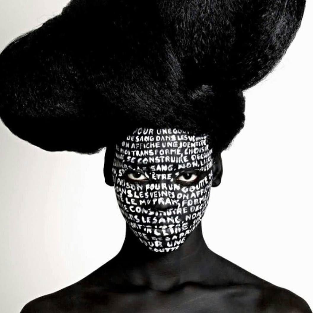Be Fierce Model Marie Fofana . @alexispeskine  ______ #Osengwa   #AfricanArt   #AfricanFashion   #AfricanMusic   #AfricanStyle   #AfricanPhotography   #Afrocentric   #Melanin   #African   #Art   #AfricanInspired   #InspiredByAfrica   #BlackIsBeautiful   #