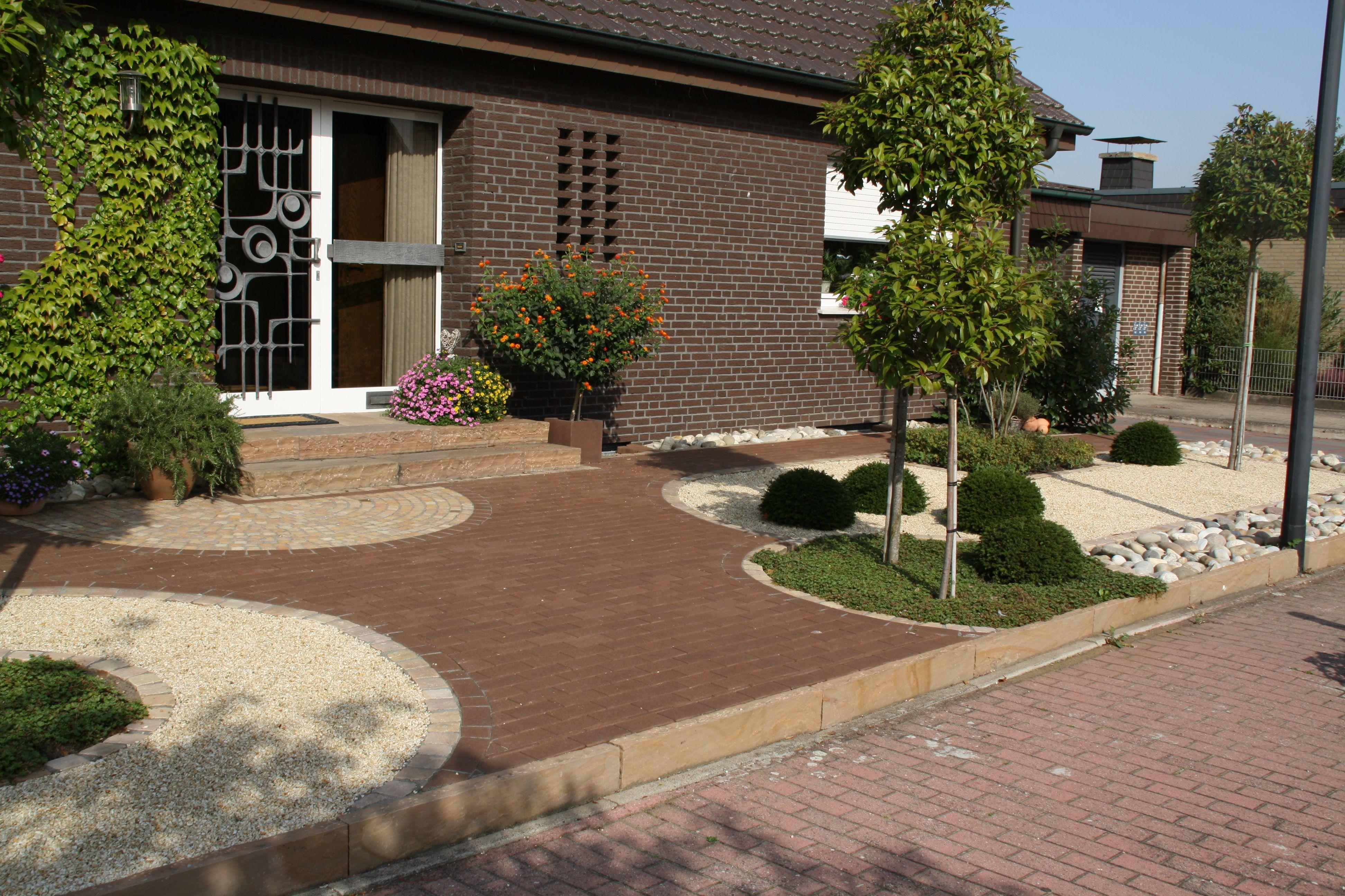 Pflegeleichter vorgarten gartengestaltung pinterest g rten for Gartengestaltung pinterest