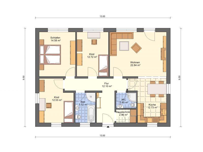 bungalow grundriss bungalow grundriss bungalow grundriss wohnung und haus grundriss. Black Bedroom Furniture Sets. Home Design Ideas