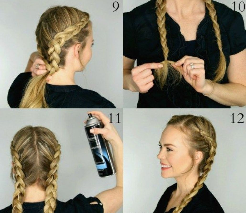 готовят плетение кос фото инструкция минимальными
