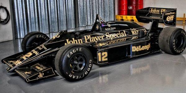 John Heart Jackie Race Car