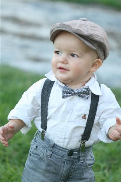 f23ff06dcf4 Love little boys that look like old men. Adorable.  baby  boy  fashion