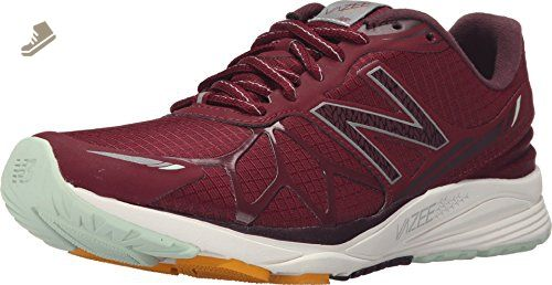 New Balance Women's Wpacev1 Garnet Sneaker 11 B (M) - New balance sneakers  for