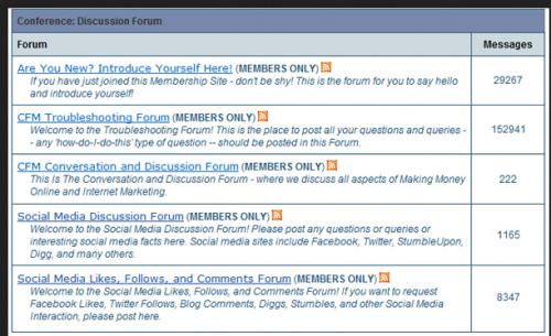 Chris Farrell forum