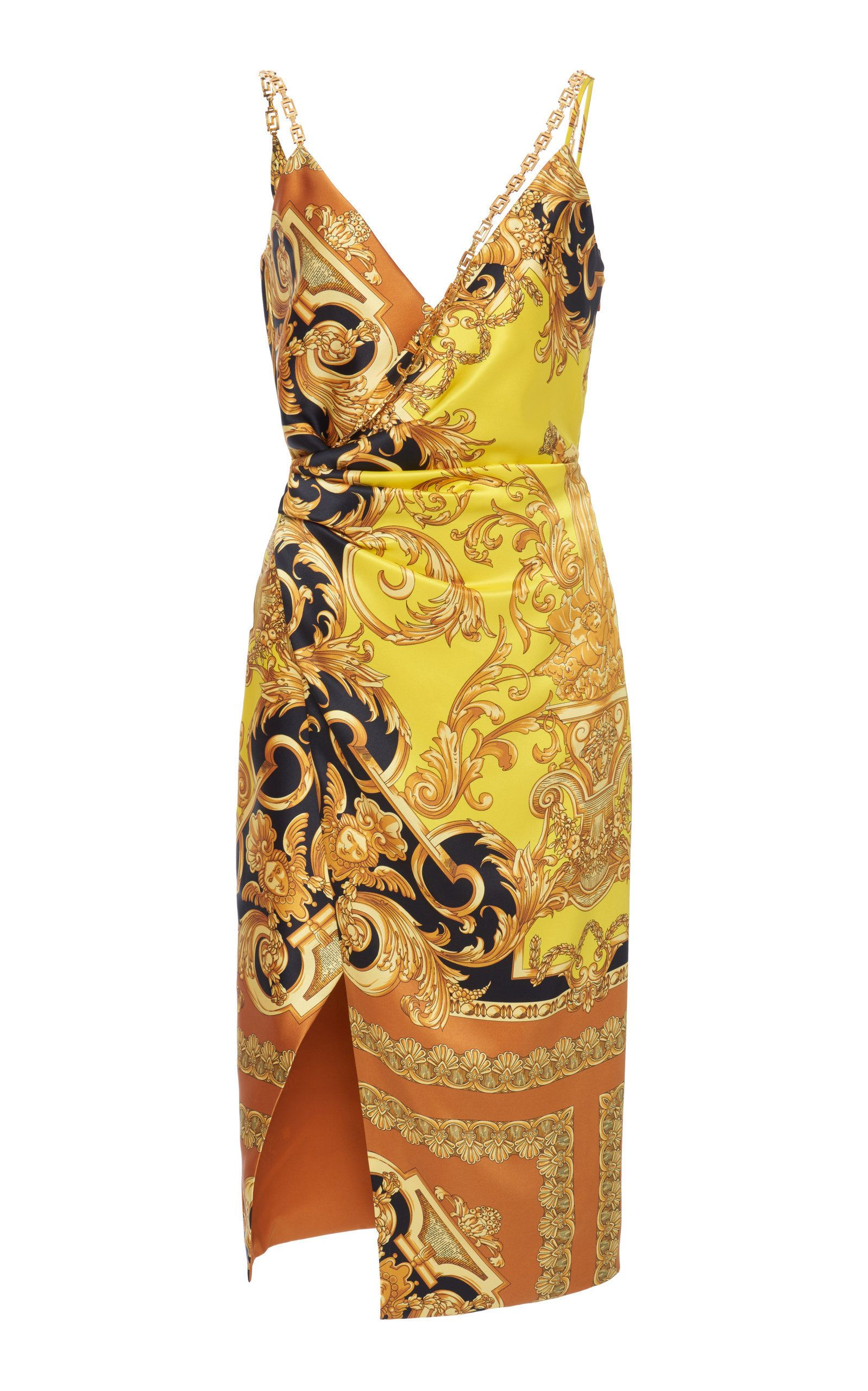 click product to zoom | versace dress, versace fashion, dresses