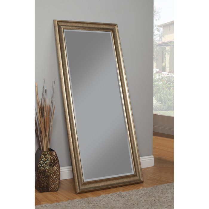 Modern Full Length Leaning Mirror | Australia | Pinterest | Wall ...