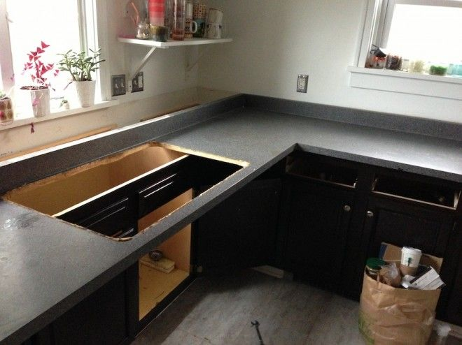 Stripping The Kitchen And 3 Little Oopsies Diy Kitchen